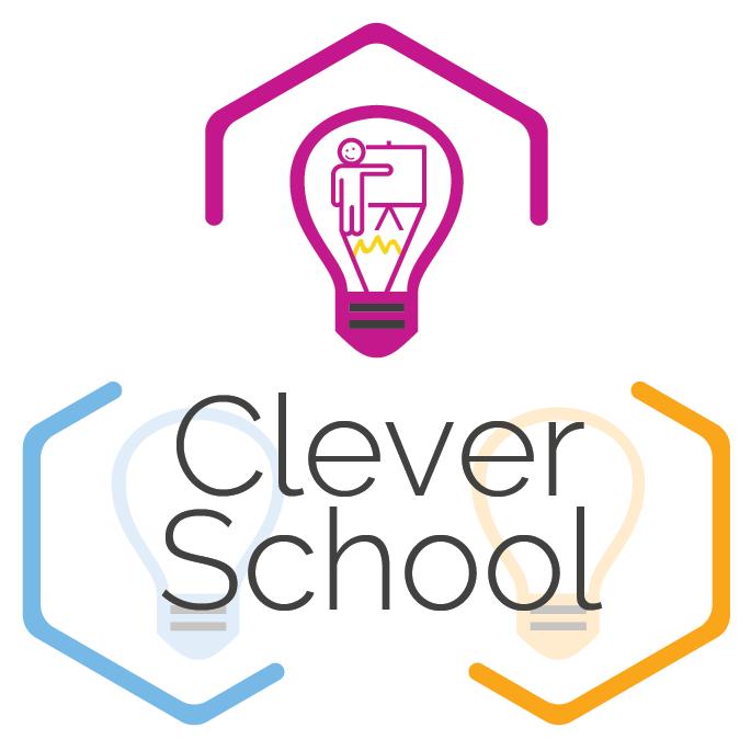 CleverSchool logo